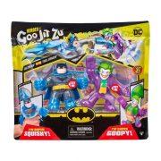 Goo Jit Zu Hősei nyújtható akciófigura DC 2 db-os szett - Batman és Joker