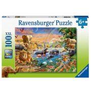 Ravensburger 12910 XXL Puzzle - Fürdés a vízben (100 db-os)
