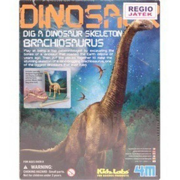 4M Dinoszaurusz régész készlet - Brachiosaurus