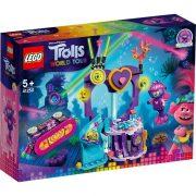 LEGO Trolls 41250 Táncparti a Techno szirten