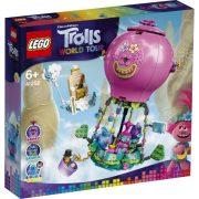 LEGO Trolls 41252 Pipacs hőlégballonos kalandja