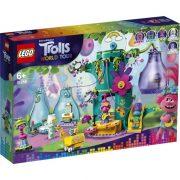 LEGO Trolls 41255 Ünnepség Pop faluban
