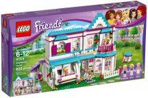 LEGO Friends 41314 Stephanie háza