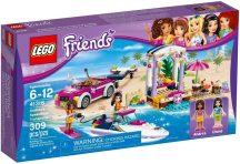 LEGO Friends 41316 Andrea versenymotorcsónak szállítója