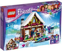 LEGO Friends 41323 Faház