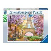 Ravensburger 16000 Puzzle - Séta Párizsban (1500 db-os)