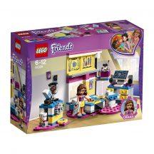 LEGO Friends 41329 Olivia luxus hálószobája