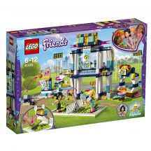 LEGO Friends 41338 Stephanie sportközpontja