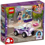 LEGO Friends 41360 Emma mozgó kisállat kórháza