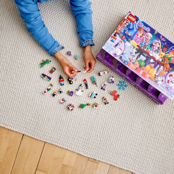 LEGO Friends 41382 Adventi kalendárium