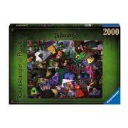 Ravensburger 16506 Puzzle - A Disney Gonoszai (2000 db-os)
