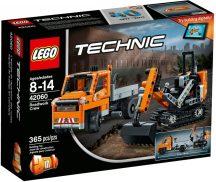 LEGO Technic 42060 Útépítő gépek