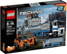 LEGO Technic 42062 Konténerszállító