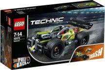 LEGO Technic 42072 Ütköztethető versenyjármű I.