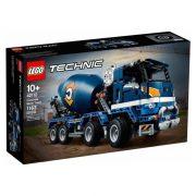 LEGO Technic 42112 Betonkeverő teherautó