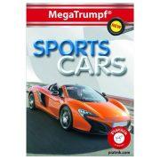 Sport autós gyerekkártya