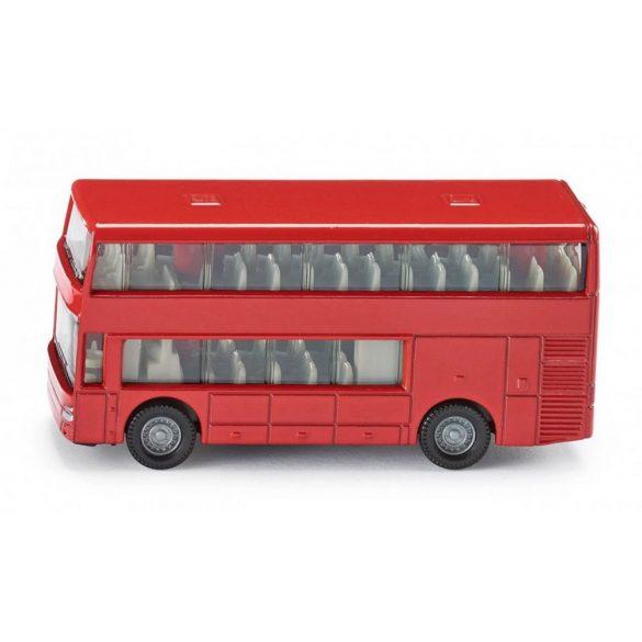 SIKU 1321 Emeletes busz