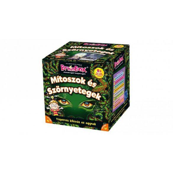 BrainBox Mítoszok és szörnyetegek társasjáték