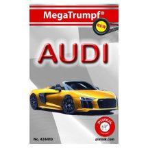 Piatnik autó kvartett kártya - AUDI (32 lap)