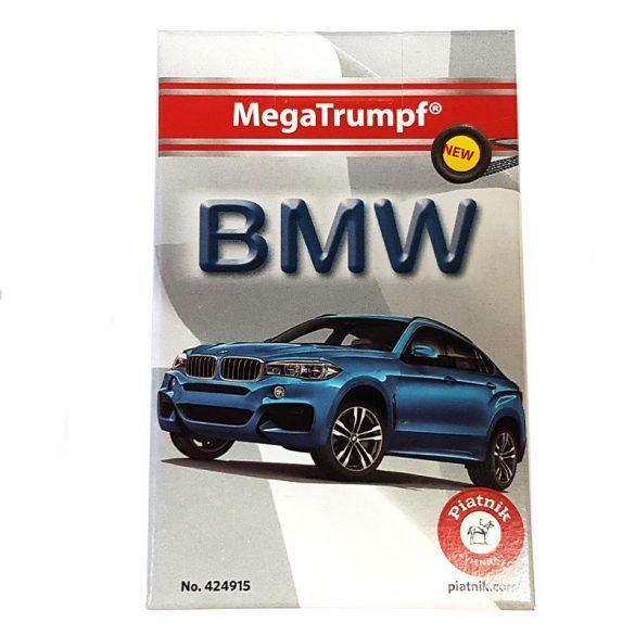 BMW autós gyerekkártya