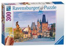 Ravensburger 13644 puzzle - Prága szépségei
