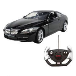 RASTAR 42600 Távirányítós autó 1:14-es méretaránnyal - BMW 6 (fekete)