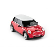 RASTAR 15000 Távirányítós autó 1:24-es méretaránnyal - MINI COOPER S (PIROS)