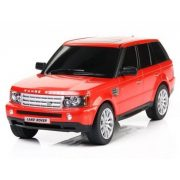 Rastar 30300 Távirányítós autó 1:24-es méretaránnyal - Range Rover Sport (piros)