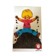 Lurkók Fekete Péter gyerekkártya