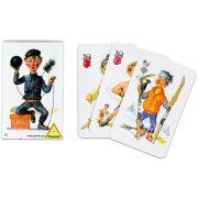 Nosztalgia Fekete Péter gyerekkártya