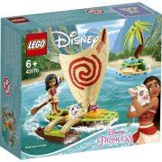 LEGO Disney Princess 43170 Vaiana óceáni kalandja