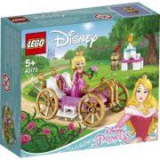 LEGO Disney Princess 43173 Csipkerózsika királyi hintója