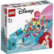LEGO Disney Princess 43176 Ariel mesekönyve