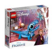 LEGO Disney Princess 43186 Bruni a szalamandra, megépíthetõ karakter