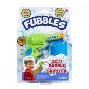 Little Kids Fubbles cseppmentes buborékfújó pisztoly 59 ml (zöld és rózsaszín)