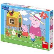 Dino 35161 puzzle - Peppa Malac (24 db-os)