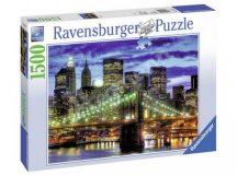 Ravensburger 16272 puzzle - New York fényei (1500 db-os)