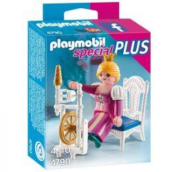 Playmobil Special Plus 4790 Csipkerózsika fonószéke