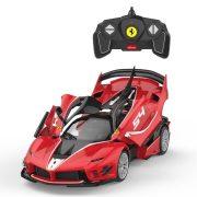 Rastar 96900 Összeépíthetõ távirányítós autó 1:18-as méretaránnyal - Ferrari FXXK Evo