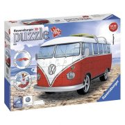 Ravensburger 12516 Puzzle 3D - Volkswagen T1 (162 db-os)