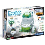Clementoni Science & Play EcoBot robotfigura