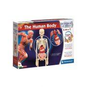 Clementoni Tudomány és játék - Az emberi test