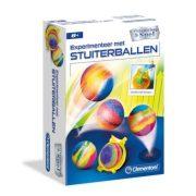 Clementoni Tudomány és játék - Pattogó labda készítõ szett