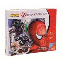 Mega Puzzles 3D Breakthrough Pókember - kezdő szintű puzzle