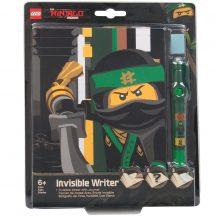 LEGO 51865 Ninjago Mozifilm Lloyd napló láthatatlan tintájú tollal