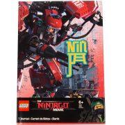 LEGO 51866 Ninjago Mozifilm Ninjago csapat napló