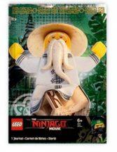 LEGO 51925 Ninjago Mozifilm Sensei Wu napló