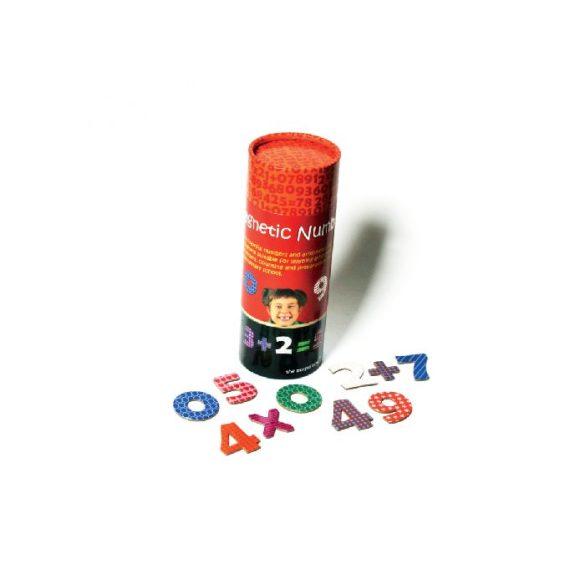 Mágneses számok - mágneses játék