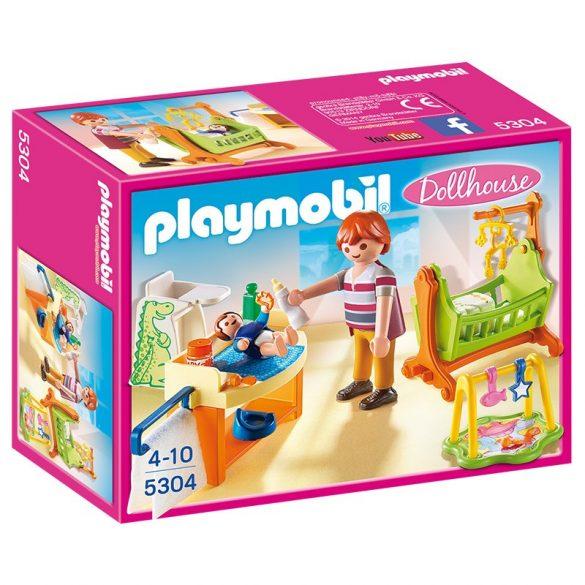 Playmobil 5304 Pöttöm kacaj babaszoba