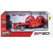 Maisto Tech távirányítós F1 autó 1:24 méretaránnyal -  Ferrari SF90